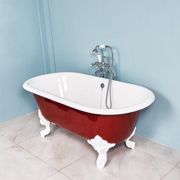 Hebei Goldman Sanitary ware Co.,Ltd Cast Iron Bathtub Factory
