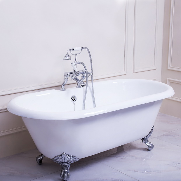 Goldman Freestanding Cast Iron Bathtub Supplier China